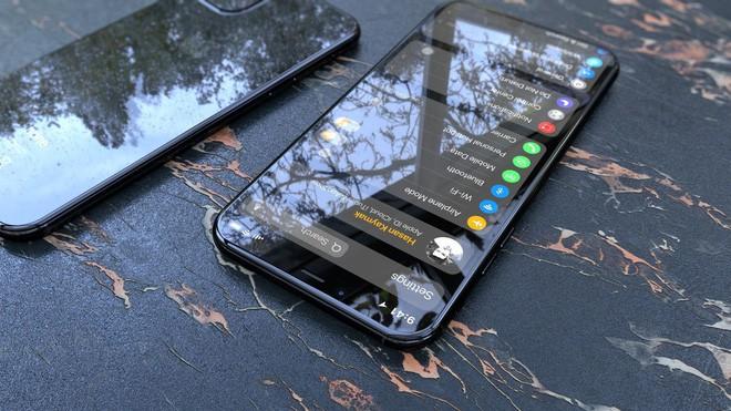 iPhone 2019 sắc nét như dao cạo qua ảnh dựng mới nhất, bóng lộn sang chảnh miễn chê - Ảnh 7.