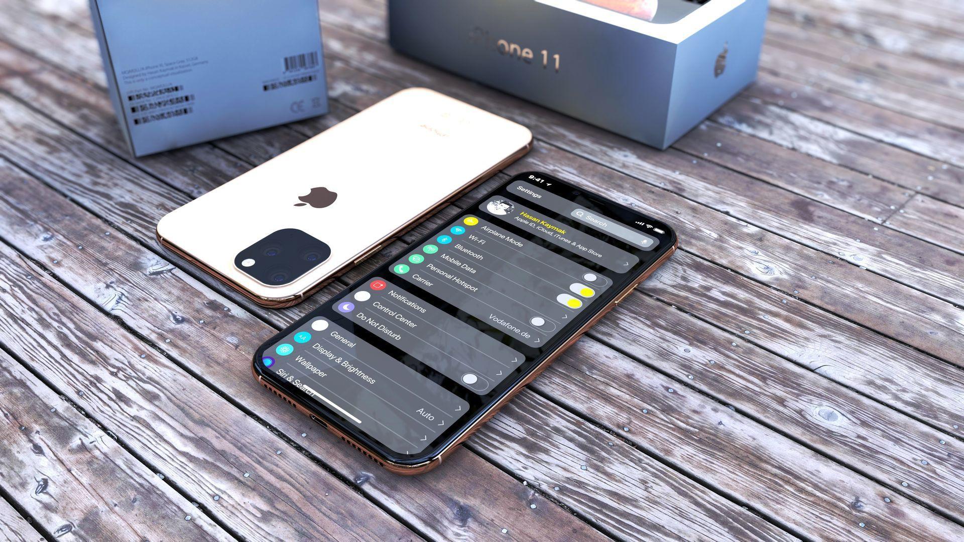 iPhone 2019 sắc nét như dao cạo qua ảnh dựng mới nhất, bóng lộn sang chảnh miễn chê - Ảnh 8.
