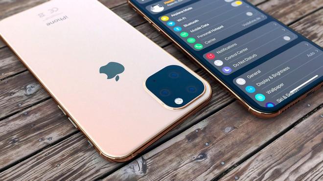 iPhone 2019 sắc nét như dao cạo qua ảnh dựng mới nhất, bóng lộn sang chảnh miễn chê - Ảnh 9.