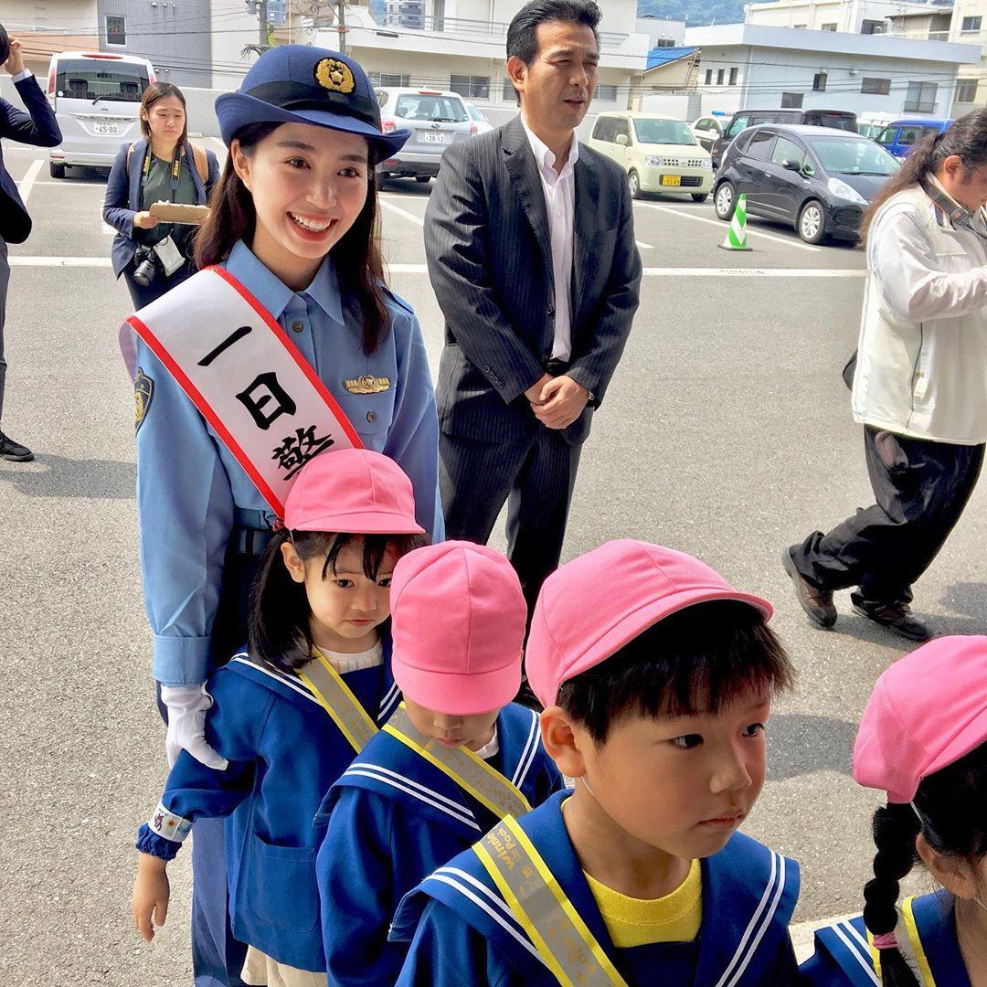 Sự thật phía sau thông tin hot girl Mẫn Tiên được chọn làm cảnh sát trưởng ở Nhật Bản - Ảnh 2.