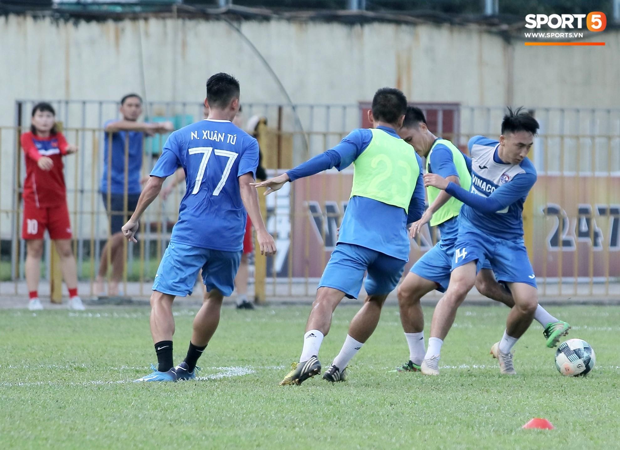 Tiền vệ Nguyễn Hải Huy: Khát vọng thi đấu cho ĐTQG và thú vui với game PUBG những lúc rảnh rỗi - Ảnh 4.