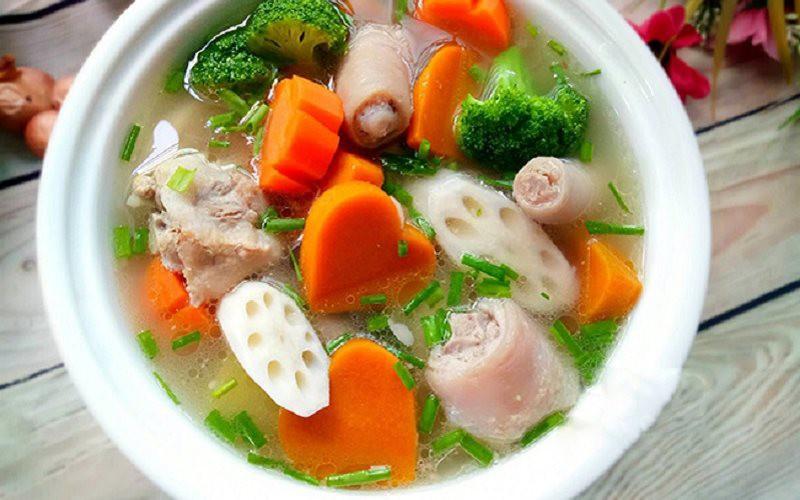 Những bộ phận của lợn rất phổ biến trong ẩm thực châu Á nhưng lại có thể doạ người phương Tây - Ảnh 5.