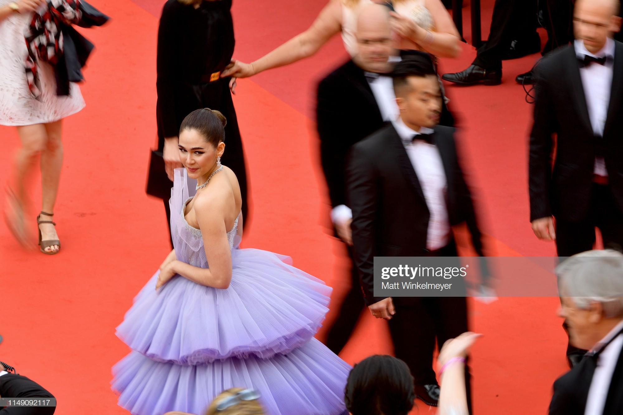 Cannes ngày đầu tiên: Phạm Băng Băng Thái Lan mới chính là mỹ nhân châu Á chặt chém nhất với thần thái bức người - Ảnh 6.
