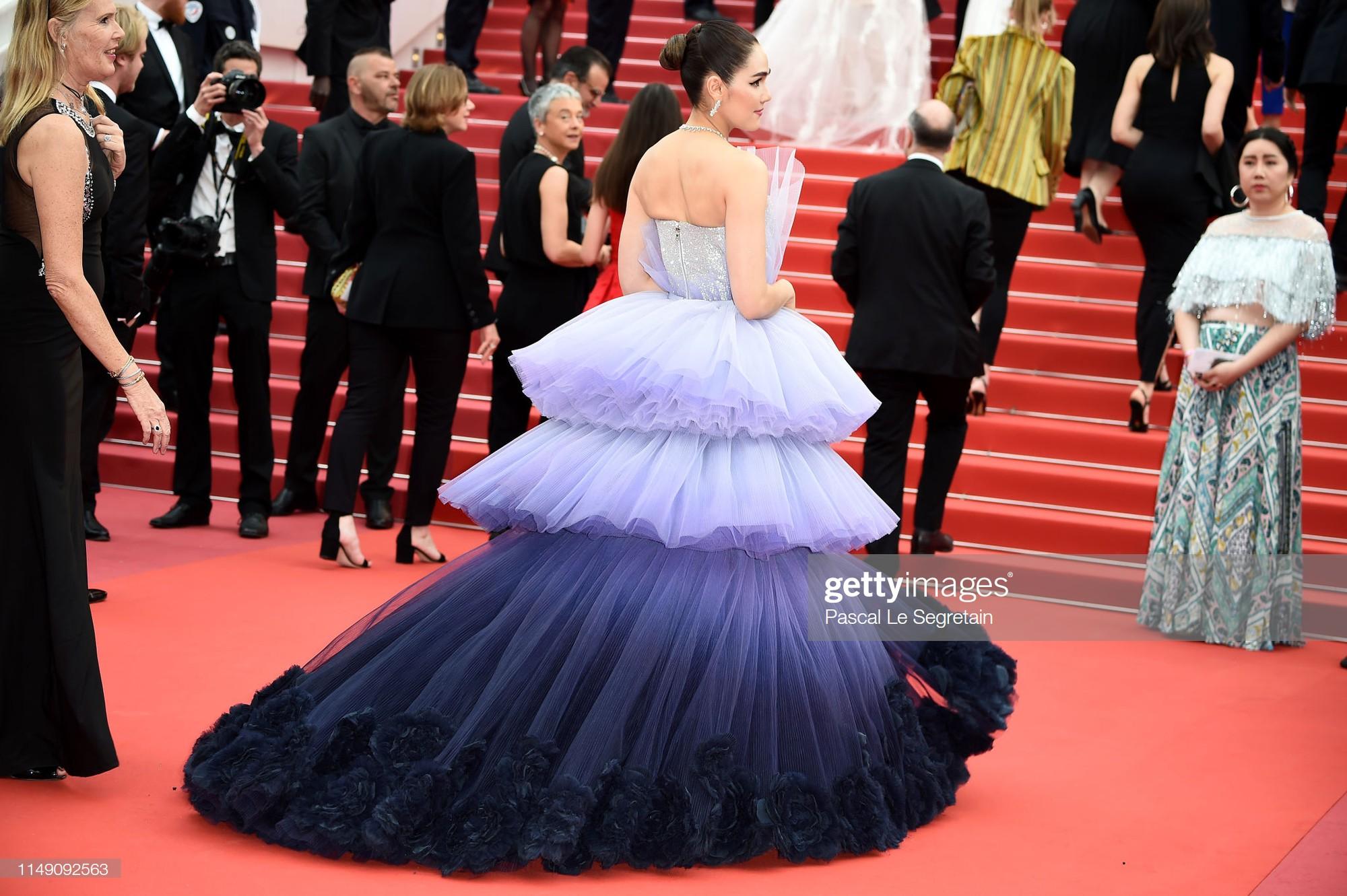Cannes ngày đầu tiên: Phạm Băng Băng Thái Lan mới chính là mỹ nhân châu Á chặt chém nhất với thần thái bức người - Ảnh 9.