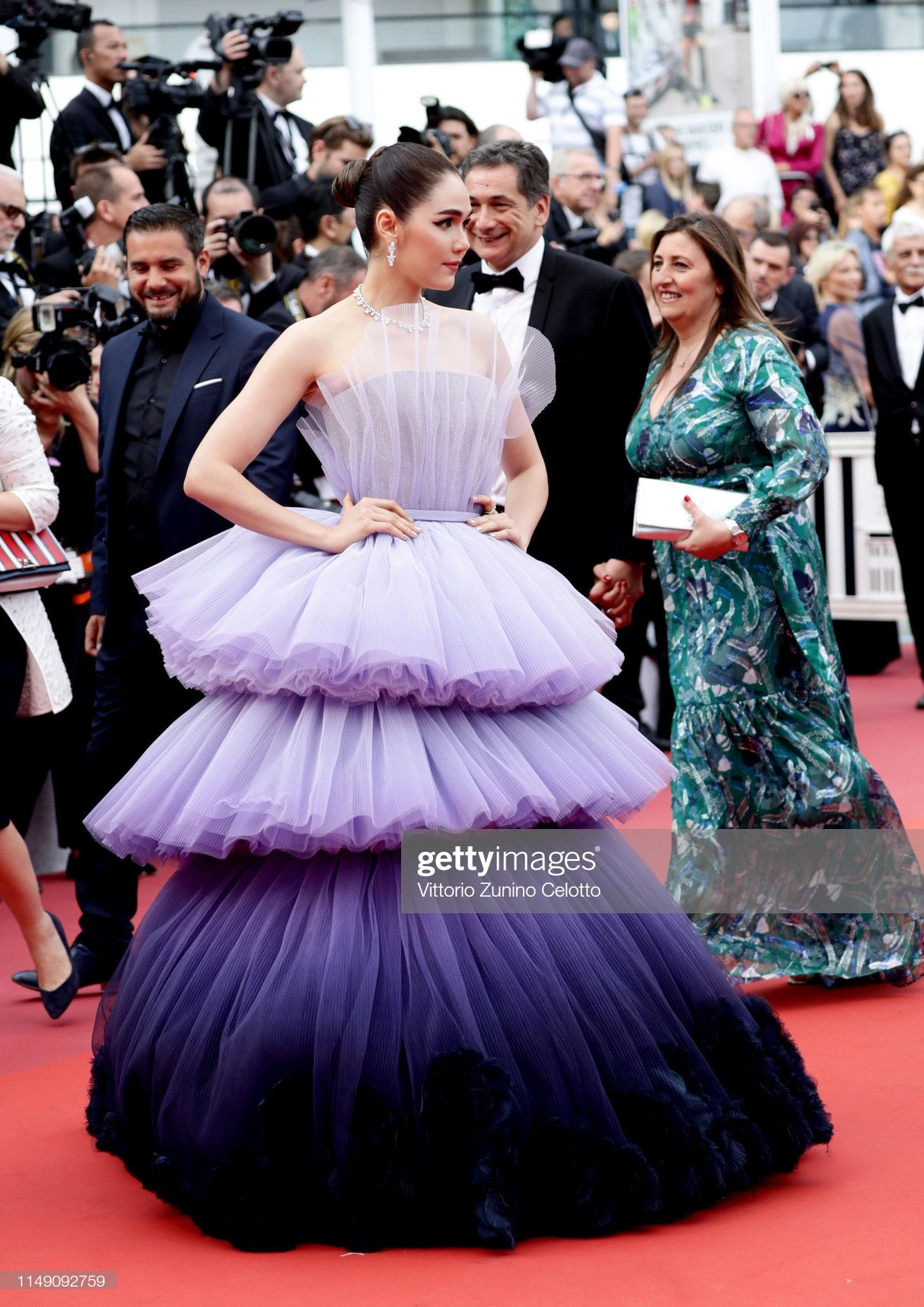 Cannes ngày đầu tiên: Phạm Băng Băng Thái Lan mới chính là mỹ nhân châu Á chặt chém nhất với thần thái bức người - Ảnh 11.