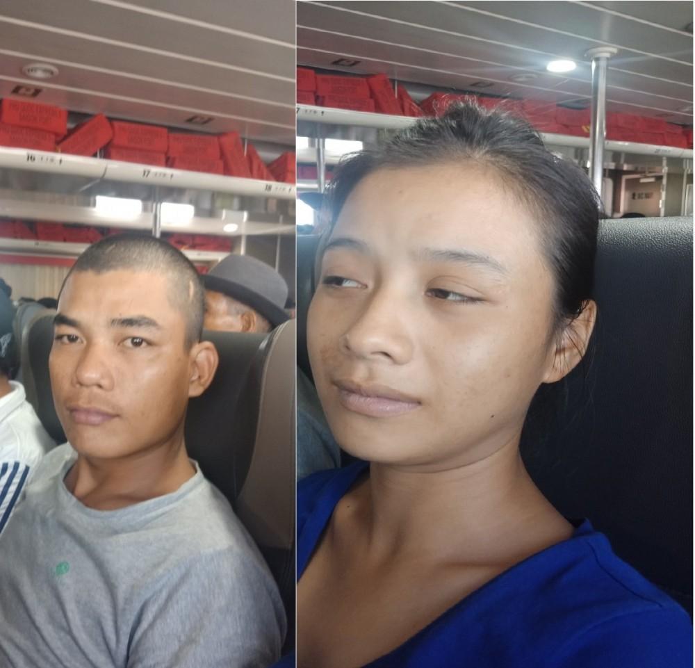 Hai người làm công bắt cóc con trai 17 tháng tuổi của chủ ở Phú Quốc - Ảnh 1.