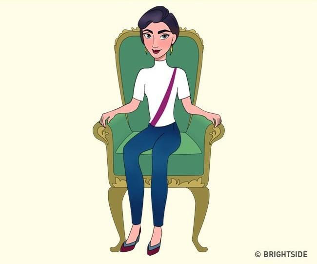 Cách bạn ngồi lên chiếc ghế này sẽ cho biết con người thực sự của bạn như thế nào - Ảnh 5.