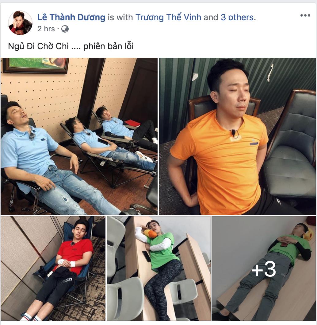 Khỏi cần chờ đến hết Running Man mới kết hôn, BB Trần và Ngô Kiến Huy đã công khai gọi nhau là vợ chồng luôn rồi - Ảnh 2.