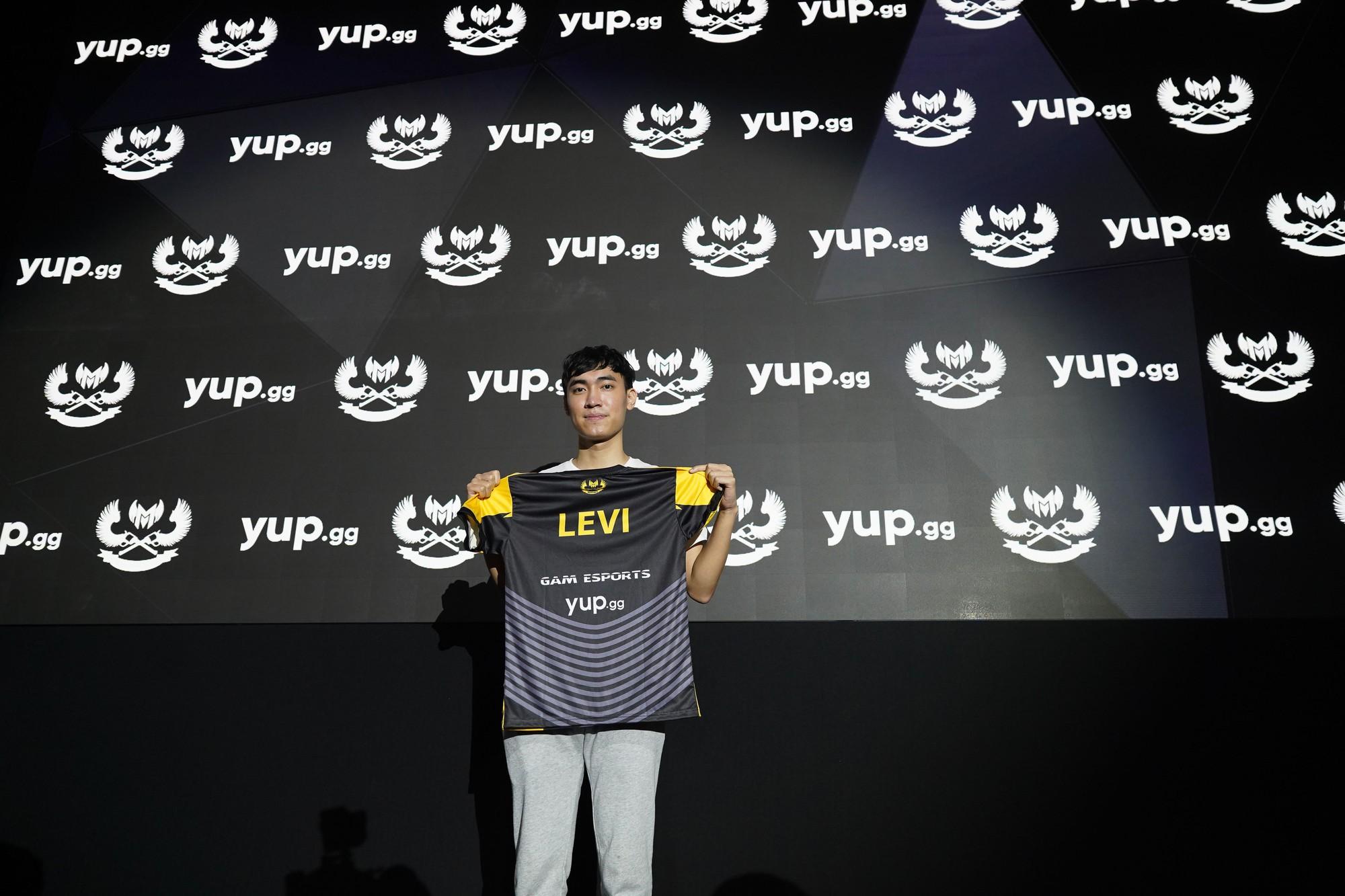 Toàn cảnh buổi họp báo công bố bom tấn mang tên Levi của GAM Esports - Ảnh 9.
