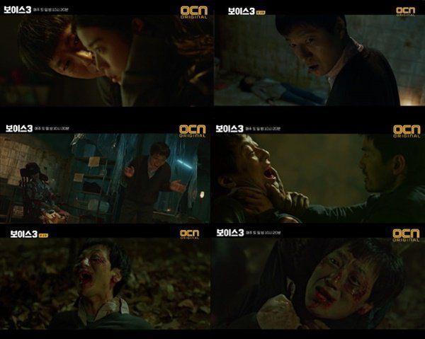 Netizen xứ Hàn phải thốt lên: Tôi mém xỉu khi xem phim này trước án mạng ngũ mã phanh thây quá khủng khiếp trong Voice 3 - Ảnh 4.