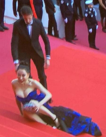 Vì sao ngày càng có nhiều mỹ nhân vô danh, hotgirl Weibo xuất hiện ồ ạt tại thảm đỏ LHP Cannes? - Ảnh 6.