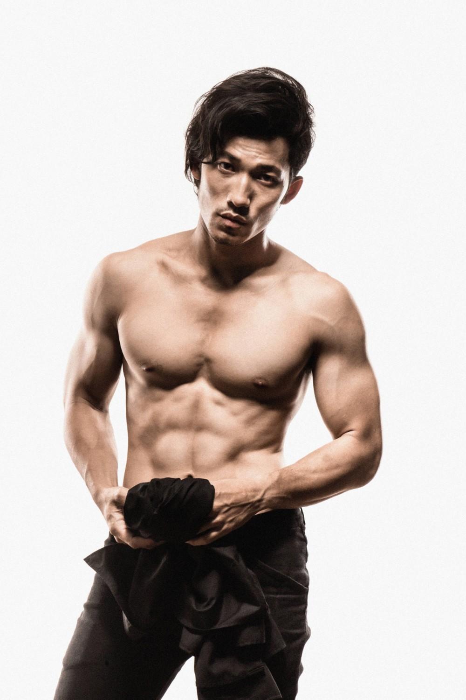 Trước khi gây chú ý tại Running Man Việt, Liên Bỉnh Phát từng bị loại khá sớm ở 1 gameshow về thể lực khác - Ảnh 1.