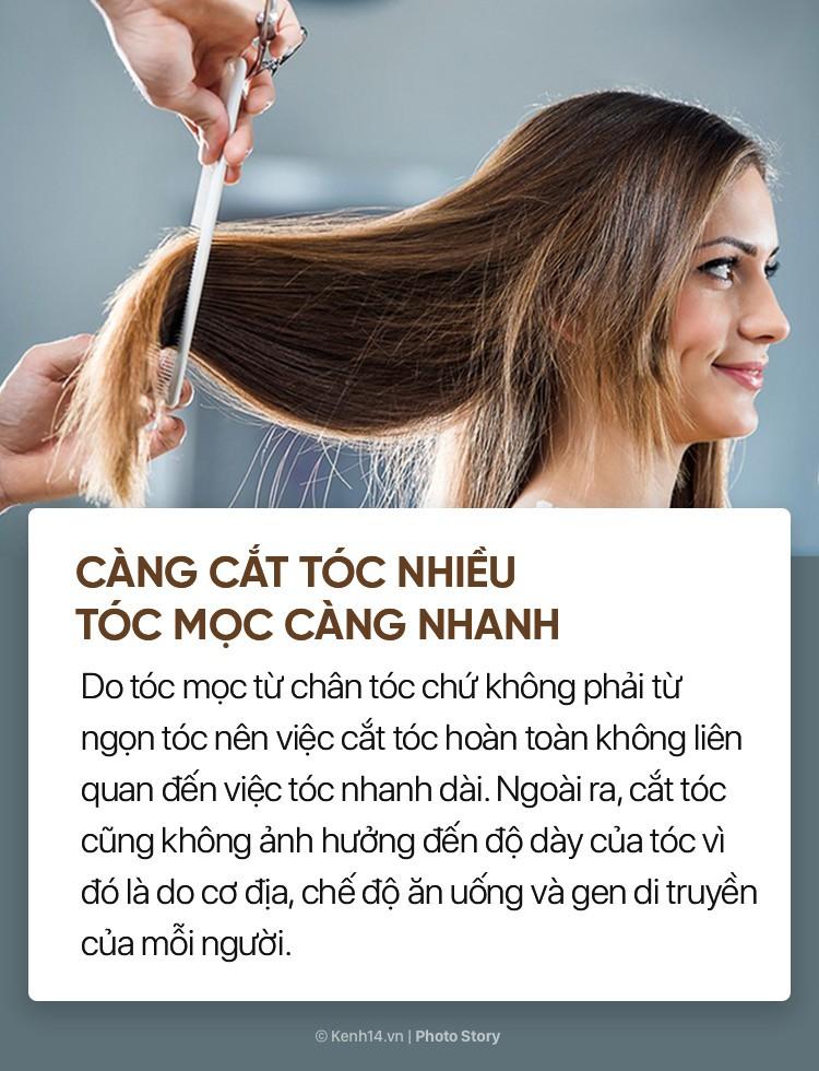 8 hiểu lầm to tướng về chăm sóc tóc mà hội chị, em vẫn truyền tai nhau - Ảnh 5.
