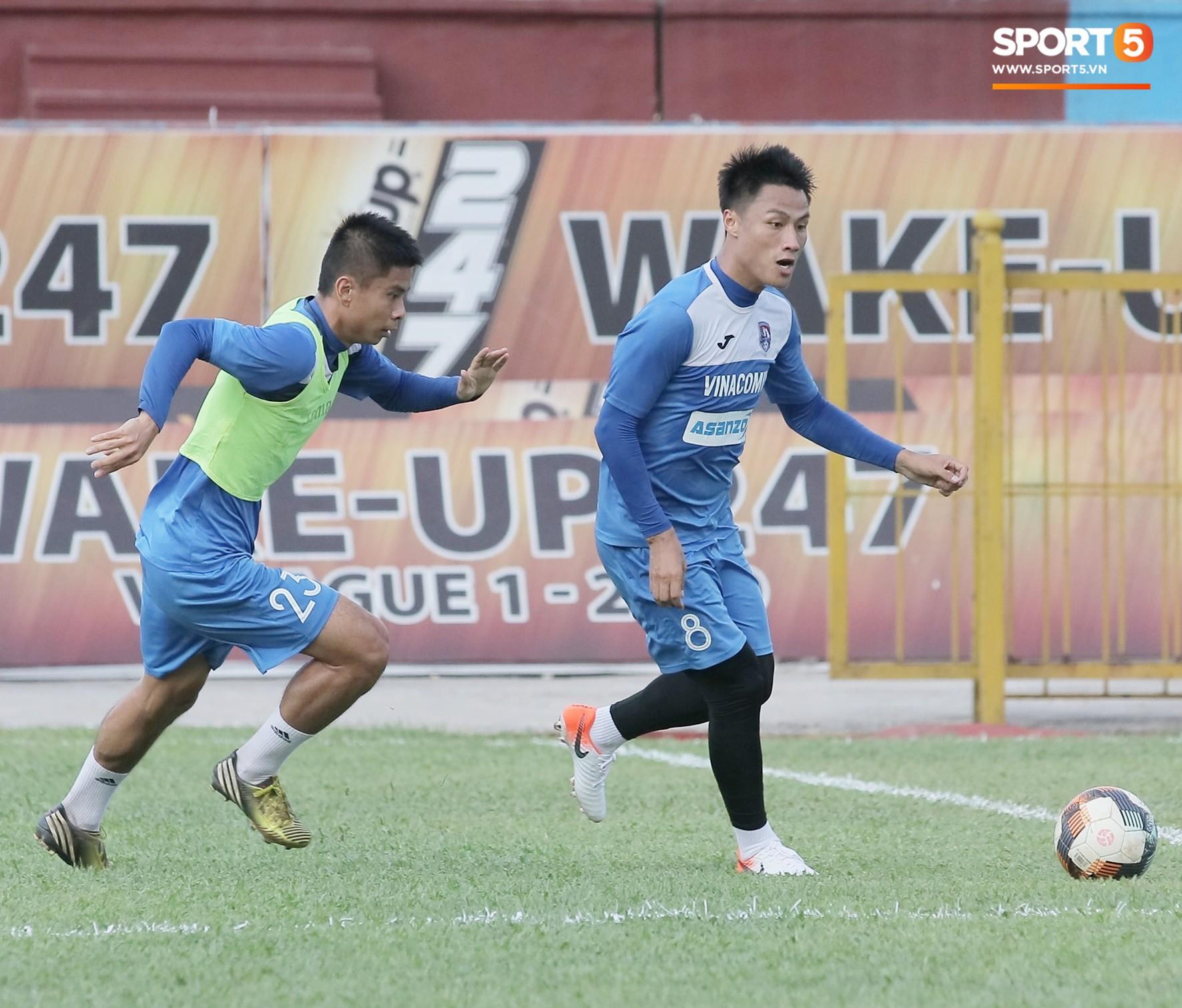 Cầu thủ Việt kiều Mạc Hồng Quân: Nếu được thầy Park gọi lên tuyển, đó là một vinh dự - Ảnh 5.