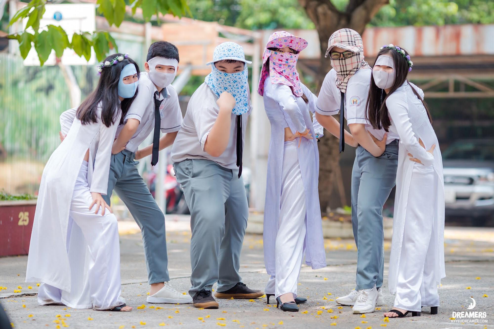 Muốn có bộ ảnh khó quên thời học sinh, hãy nhanh tay học hỏi style Ninja Lead từ các bạn này - Ảnh 2.