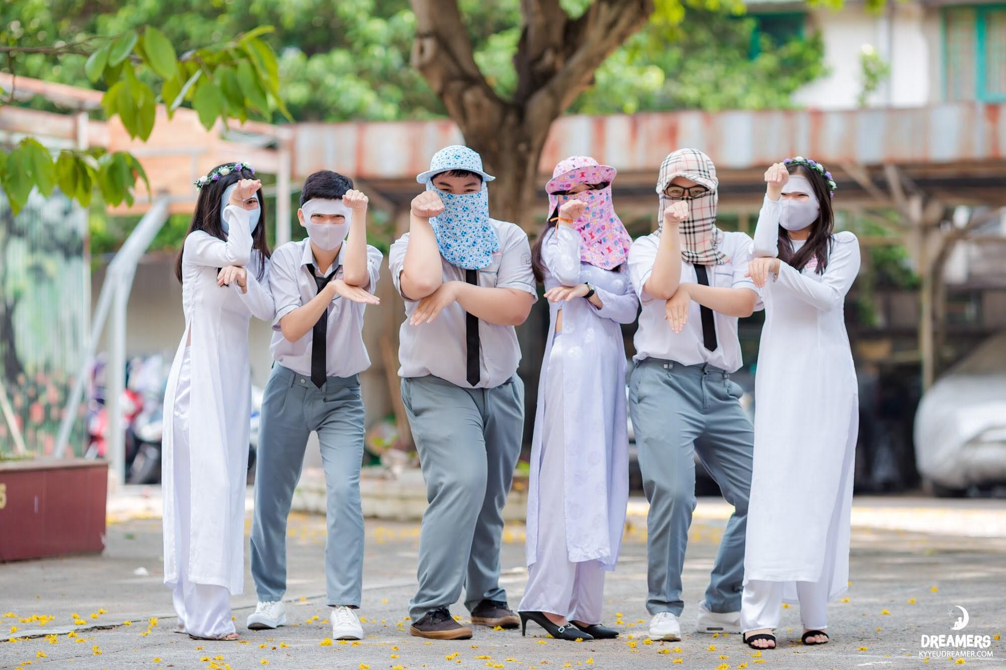 Muốn có bộ ảnh khó quên thời học sinh, hãy nhanh tay học hỏi style Ninja Lead từ các bạn này - Ảnh 3.