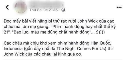 Khán giả chia phe tranh cãi về John Wick 3: Người khen đỉnh của đỉnh, kẻ chê vô lý bỏ xừ! - Ảnh 11.