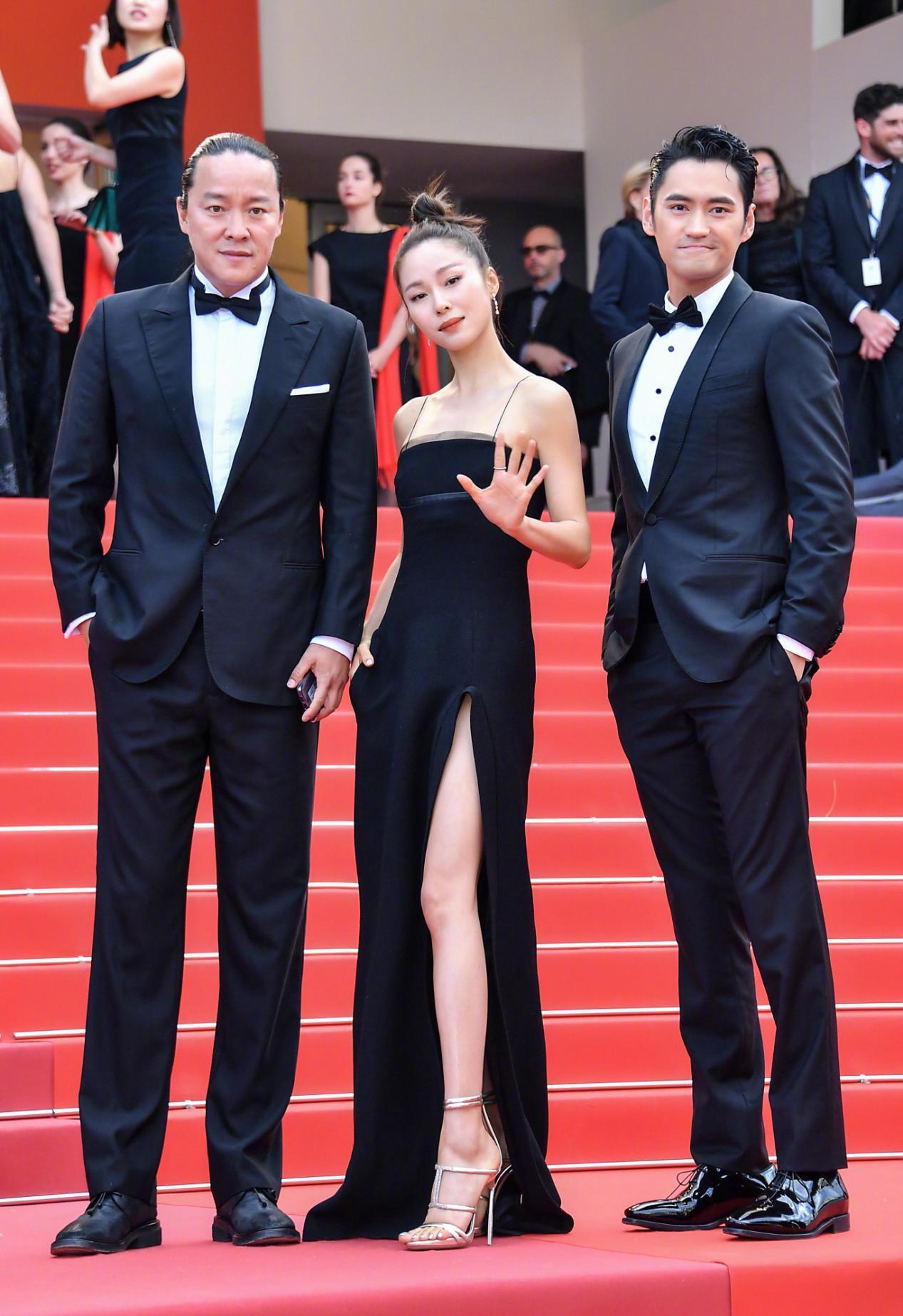 2 mỹ nhân bị đối xử một trời một vực tại Cannes: Cảnh Điềm bị xua đuổi phũ phàng, sao nữ này lại được chào đón - Ảnh 1.