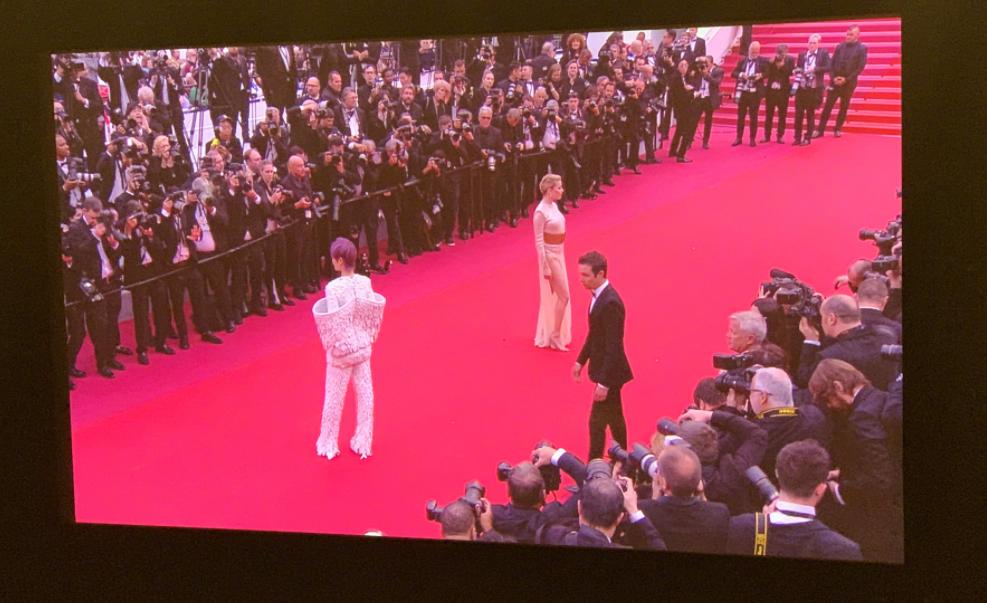 2 mỹ nhân bị đối xử một trời một vực tại Cannes: Cảnh Điềm bị xua đuổi phũ phàng, sao nữ này lại được chào đón - Ảnh 6.