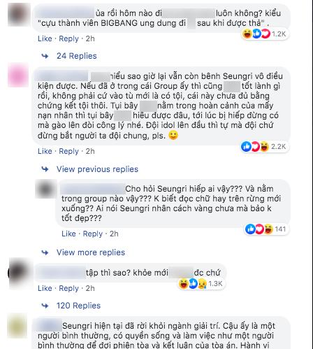 Nóng: Seungri vui vẻ đi tập gym sau khi tòa án hủy lệnh bắt, công chúng Hàn và quốc tế phẫn nộ, fan Việt vẫn bênh - Ảnh 10.