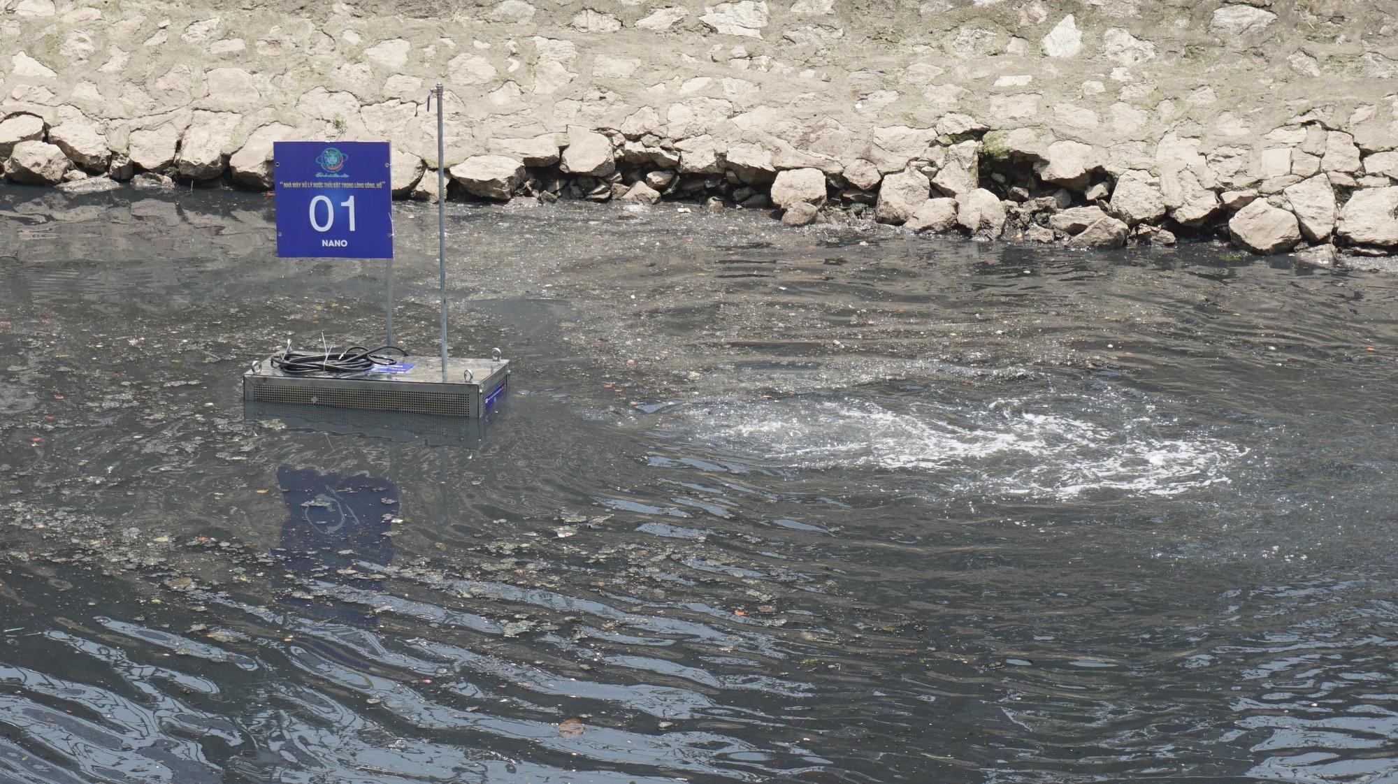 Khởi động dự án làm sạch sông Tô Lịch bằng công nghệ Nhật Bản - Ảnh 6.
