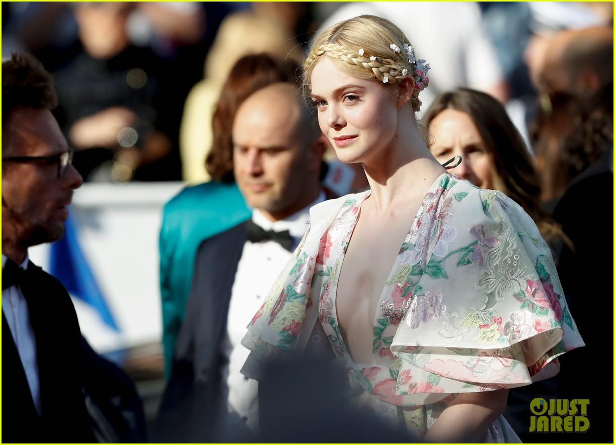 Giữa loạt mỹ nhân sexy ngồn ngộn tại Cannes 2019, có một nàng công chúa cổ tích đẹp nao lòng bước ra đời thực - Ảnh 6.
