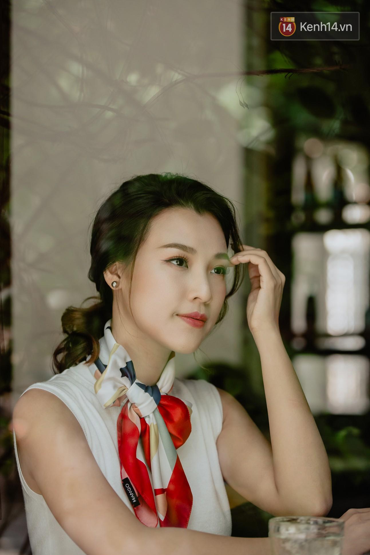Hoàng Oanh: Năm 18 tuổi từng bỏ vai có cảnh nóng của anh Victor Vũ để giữ lấy tình yêu - Ảnh 7.