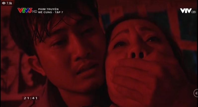 Mê Cung tập 7: Fedora trả thù mẹ vì quá khứ bỏ rơi và màn giải cứu con tin căng đét - Ảnh 2.