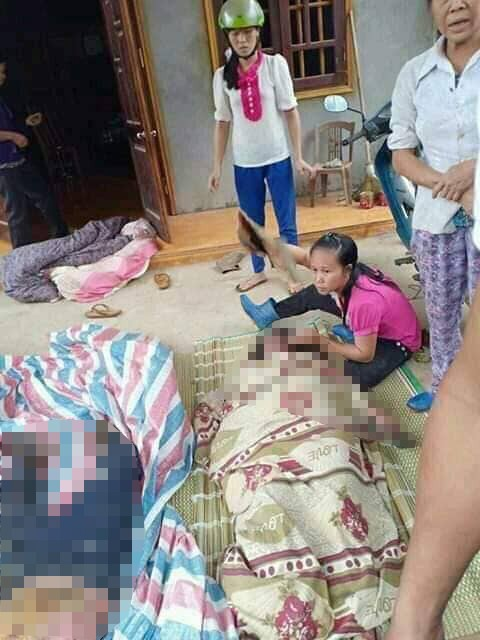 The couple caught fire at the house of Yen Bai: the tragedy of love for 7 years - Photo 2.