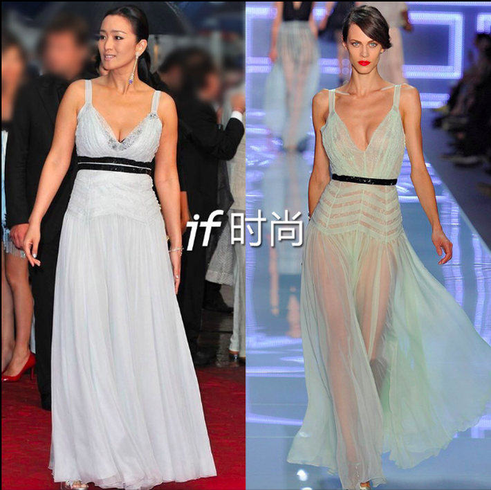 Củng Lợi: Đại mỹ nhân Hoa ngữ chẳng cần diện đồ quá lố nhưng vẫn tỏa hào quang suốt 31 năm sải bước trên thảm đỏ LHP Cannes - Ảnh 8.