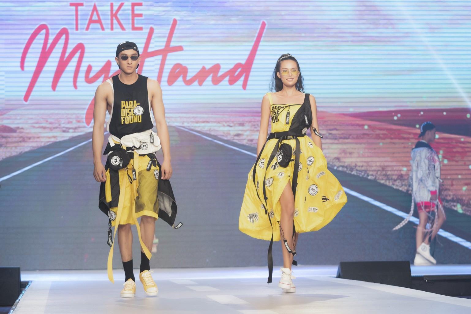 Dàn sao Việt đình đám quy tụ trong fashion show hoành tráng do Thanh Hằng làm vedette - Ảnh 14.