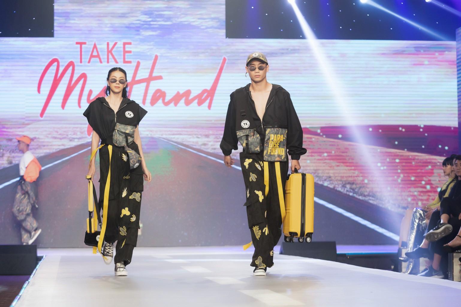 Dàn sao Việt đình đám quy tụ trong fashion show hoành tráng do Thanh Hằng làm vedette - Ảnh 16.