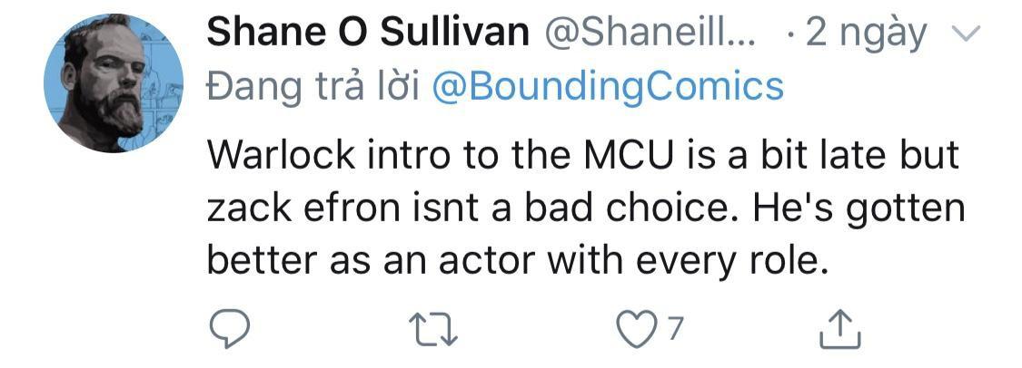 Cực phẩm sáu múi Zac Efron gia nhập Marvel, netizen phấn khích: Thi hát với Starlord Peter Quill rồi vào trận nha anh ơi! - Ảnh 7.