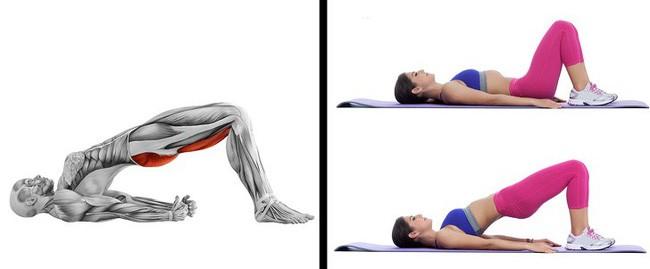 Muốn có bụng phẳng, đùi thon, chỉ cần tập 20 phút mỗi ngày trong 4 tuần là đủ - Ảnh 6.