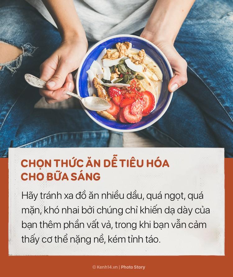 Để có 1 bữa sáng hoàn hảo và giúp cơ thể khoẻ đẹp hãy chú ý những điều này - Ảnh 3.