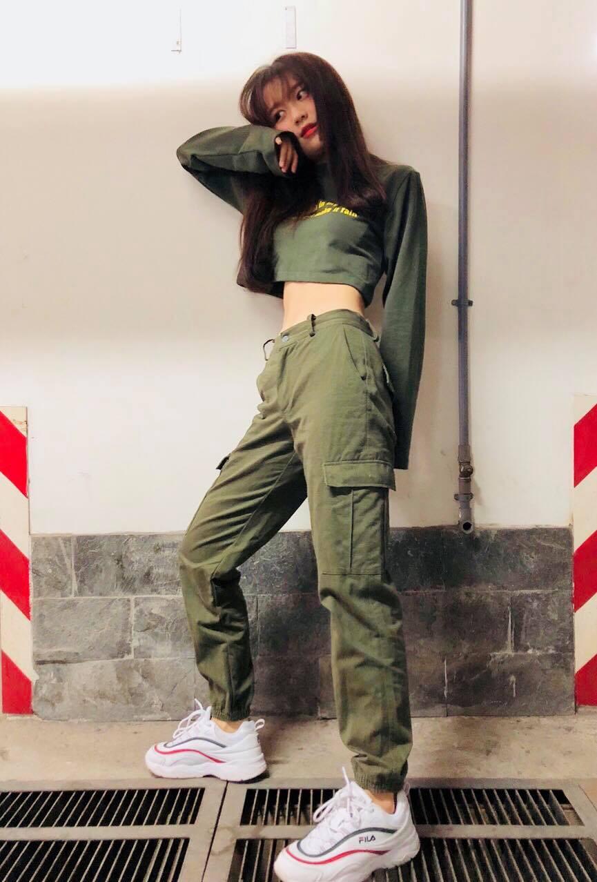 Thế hệ mỹ nhân 10x của Vbiz: Người sở hữu vòng eo nhỏ nhất showbiz, người là Hoa hậu mang nét đẹp lai Tây gợi cảm hút hồn - Ảnh 8.