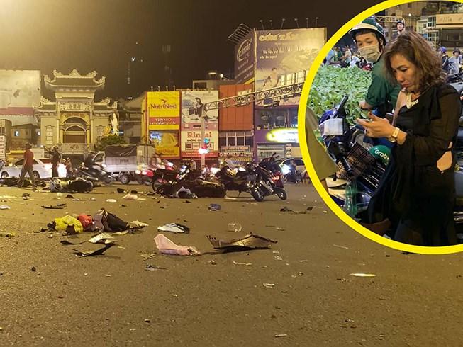 Chuẩn bị xét xử nữ tài xế BMW gây tai nạn khiến nhiều người thương vong ở Sài Gòn - Ảnh 1.