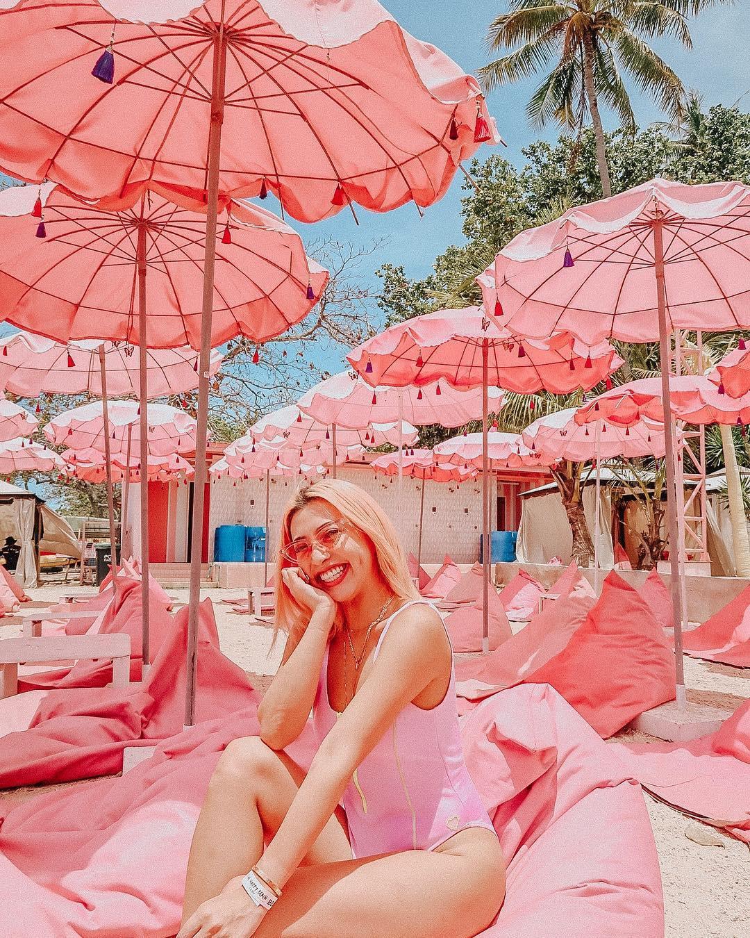 Ngất lịm với hàng trăm góc sống ảo xịn xò tại công viên phao nổi 7 sắc cầu vồng nổi tiếng nhất Philippines - Ảnh 9.