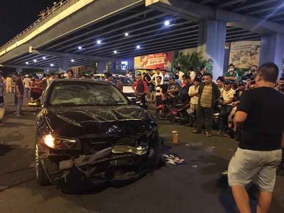 Chuẩn bị xét xử nữ tài xế BMW gây tai nạn khiến nhiều người thương vong ở Sài Gòn - Ảnh 2.