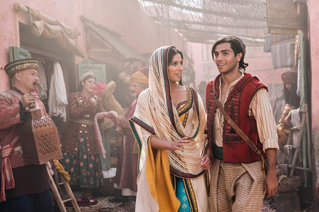 Ngộ chưa kìa, fan của Aladdin háo hức nghe phần tiếng còn hơn cả xem phần hình! - Ảnh 5.