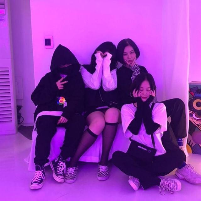 Hội bạn thân mới toanh gồm 4 du học sinh Việt tại Hàn, phong cách xinh xắn như idol sắp debut - Ảnh 8.