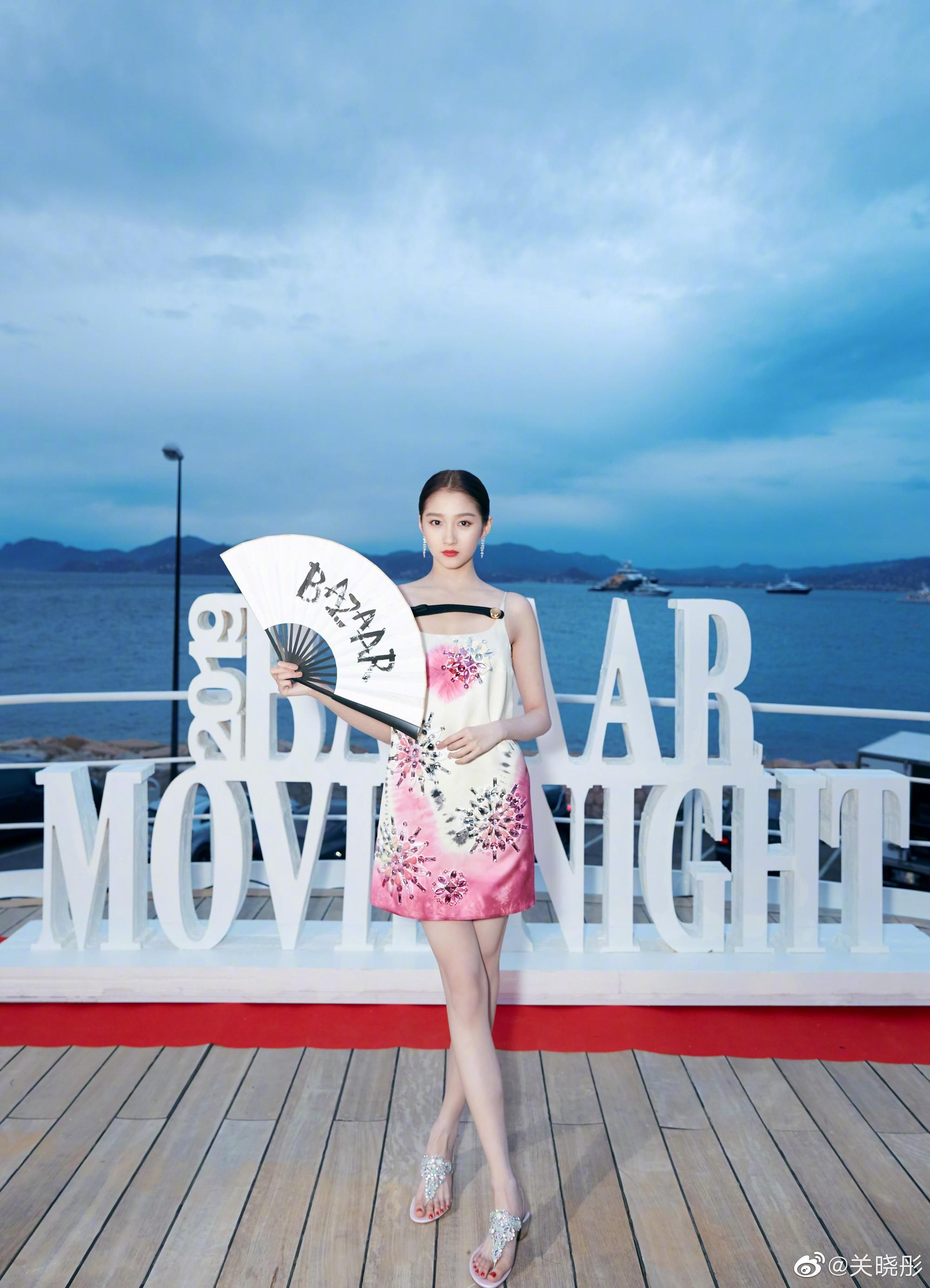 Sự kiện bên lề Cannes: Ming Xi - Sui He cạnh tranh sắc vóc khốc liệt, Lưu Đào - Quan Hiểu Đồng chẳng chịu lép vế - Ảnh 20.