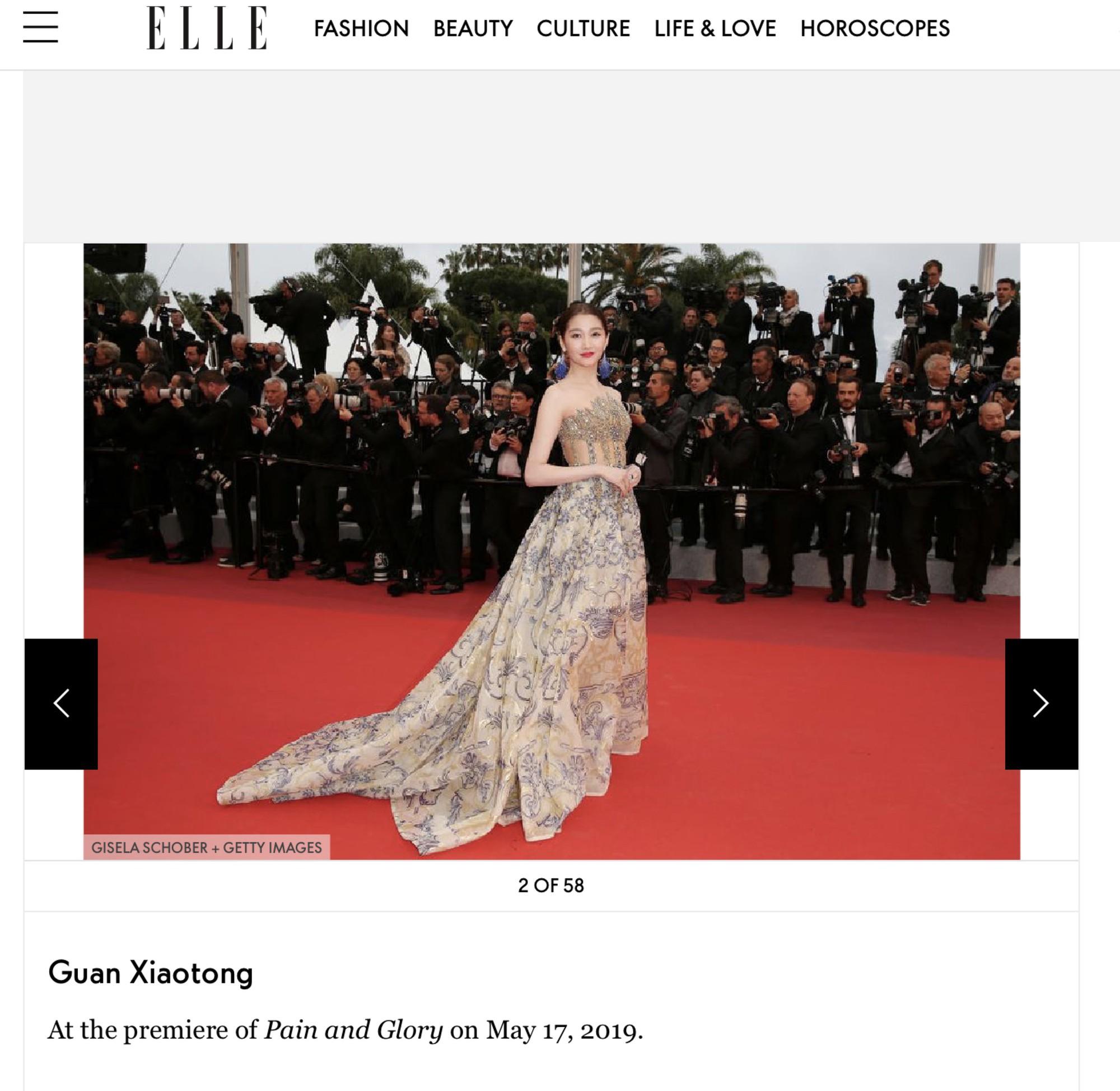Không có Phạm Băng Băng, đây là nữ thần Trung Quốc đẹp nao lòng, gây bão với truyền thông quốc tế tại Cannes - Ảnh 5.