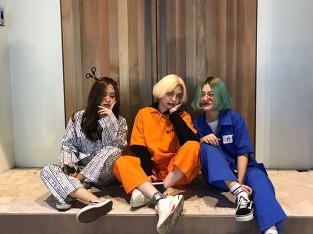 Hội bạn thân mới toanh gồm 4 du học sinh Việt tại Hàn, phong cách xinh xắn như idol sắp debut - Ảnh 6.