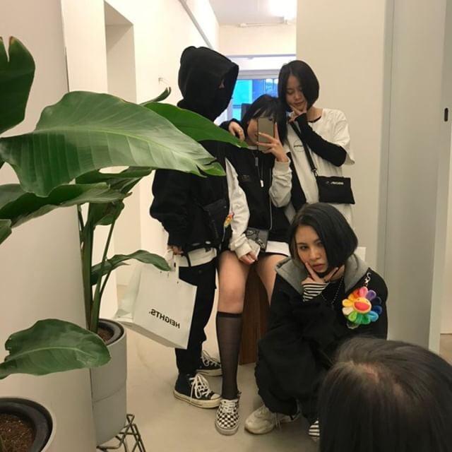 Hội bạn thân mới toanh gồm 4 du học sinh Việt tại Hàn, phong cách xinh xắn như idol sắp debut - Ảnh 10.