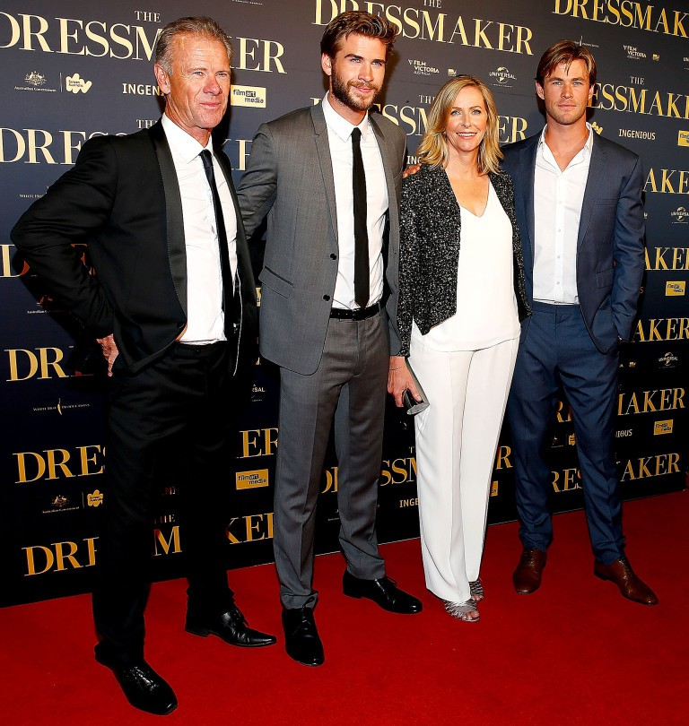 Thor's father, Chris Hemsworth, suddenly caused a storm: Who is better than the super-hot Australian product - Picture 5.