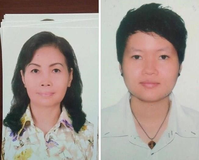 Two of four murder suspects failed to destroy the body by spilling concrete as mother and daughter - Photo 1.