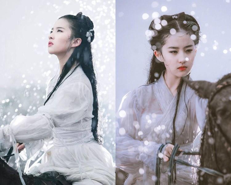 """Top 11 nữ thần cổ trang thế hệ mới: """"Thần tiên tỷ tỷ"""" đứng hạng 10, nhiều mỹ nhân nổi tiếng không thấy bóng dáng - Ảnh 4."""