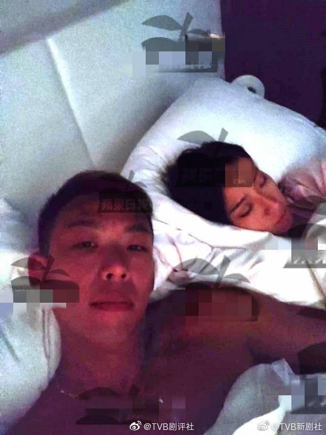 Thêm vụ ngoại tình gây chấn động: Mỹ nhân Hong Kong lộ ảnh giường chiếu với chồng của bạn thân - Ảnh 1.