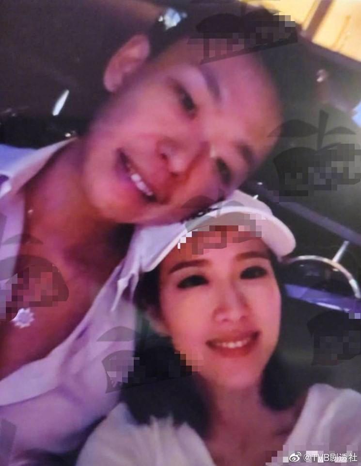 Thêm vụ ngoại tình gây chấn động: Mỹ nhân Hong Kong lộ ảnh giường chiếu với chồng của bạn thân - Ảnh 3.